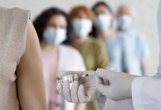 Sistemul medical crește capacitatea de vaccinare împotriva COVID