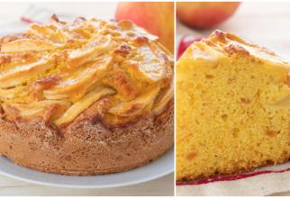Plăcintă cu mere și dovleac, un desert perfect de toamnă