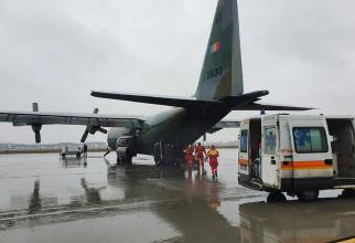 Repatrierea românilor bolnavi de Covid-19 tranferați în străinătate, asigurată de MAE. Ce se întâmplă cu decedații. FOTO: Facebook @MApN