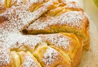 Tort italian de mere. O interpretare fantastică a celebrului desert