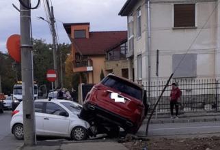 Trei copii români, implicați într-un cumplit accident