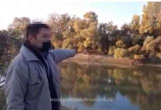 Un bărbat a traversat înot râul Prut. Acesta dorea să ajungă în Austria