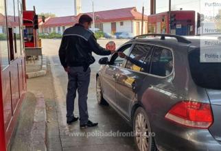 Un șofer, cercetat penal după un control la frontieră. Bărbatul a încercat să înșele vigilența polițiștilor
