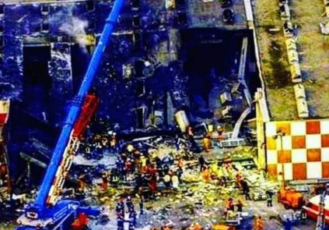 20 de ani de la cel mai mare dezastru aviatic al Italiei în care au murit 118 oameni. Coincidenţa sinistră cu prăbușirea avionului lui Dan Petrescu