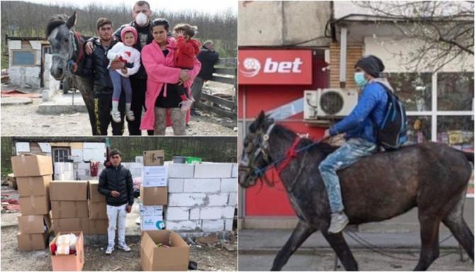 """Casa lui Sergiu, tânărul care a mers călare la maternitate, cumpărată de diaspora: """"Românii din străinătate au ajutat foarte mult"""""""