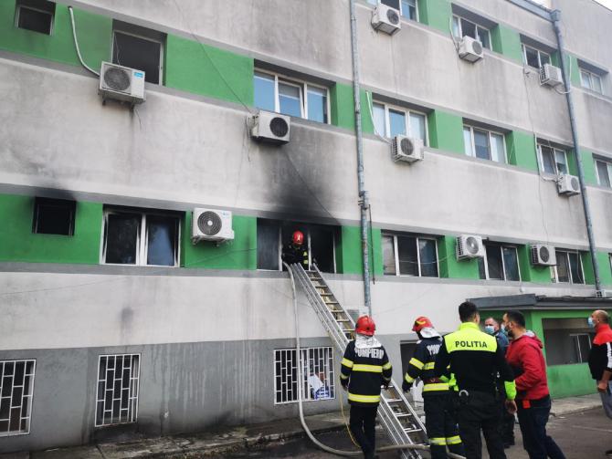 Comisia Europeană, șocată de tragedia de la Spitalul din Constanța