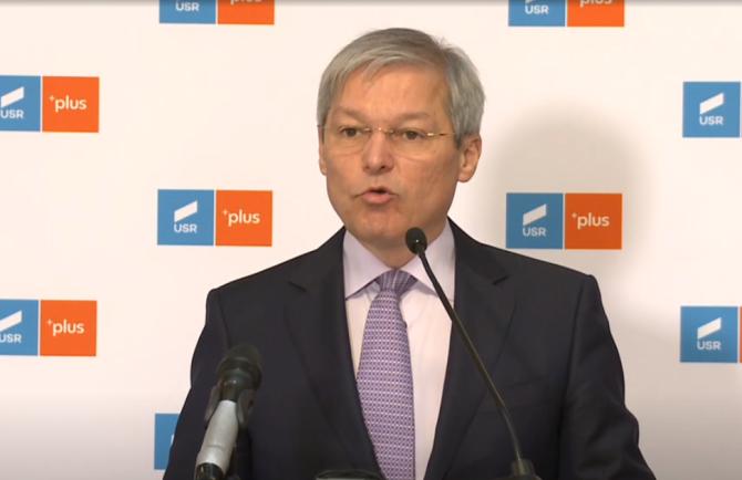 Dacian Cioloș explică de ce nu îl vrea pe Cîțu la niciun minister