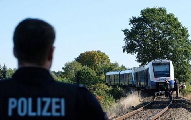 Germania. Un român s-a masturbat într-un tren și a hărțuit sexual o tânără