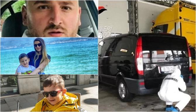 Italia. Duba în care a fost răpit copilul român de tatăl său, găsită abandonată. Mama răpitorului vrea să o ajute pe Alexandra