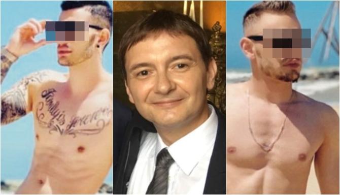 """Italia. Mesajele schimbate între Morisi și un român, escortă de lux: """"Sunt deja în aer!"""" Alexandru """"Am și un prieten dacă vrei, toată noaptea"""""""