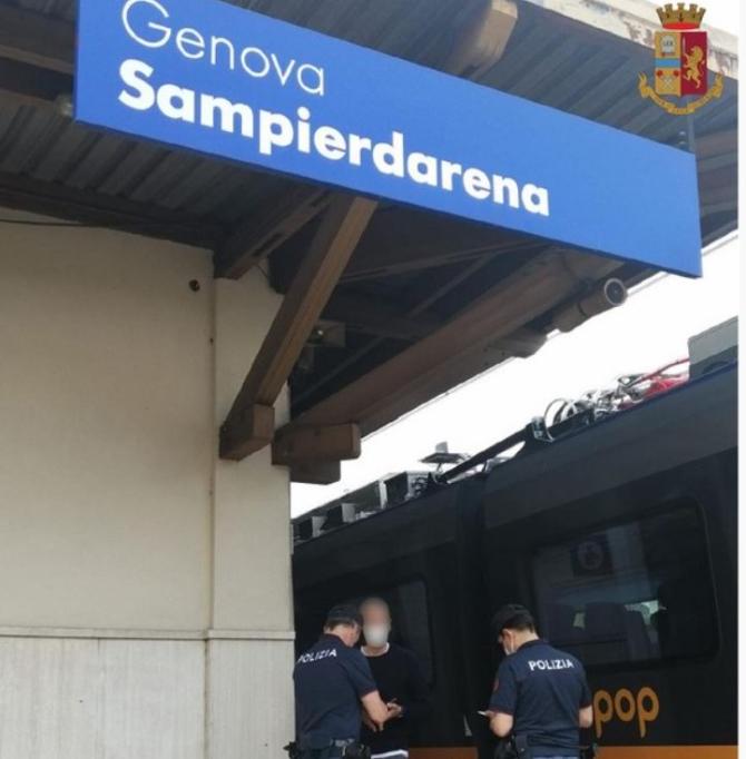 Italia. Român, săltat de carabinieri, când cobora dintr-un tren. Bărbatul a fost dus la închisoare