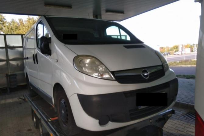 Un șofer român, arestat pe loc. Transporta persoane ilegal