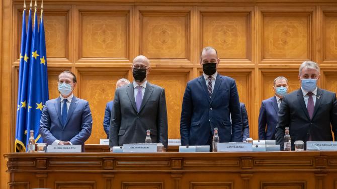 """Presa internațională, după adoptarea moțiunii de cenzură: """"România. Guvern răsturnat în plină criză sanitară"""""""