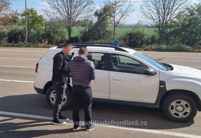 Român, căutat de justiția din Italia, prins la intrarea în țară
