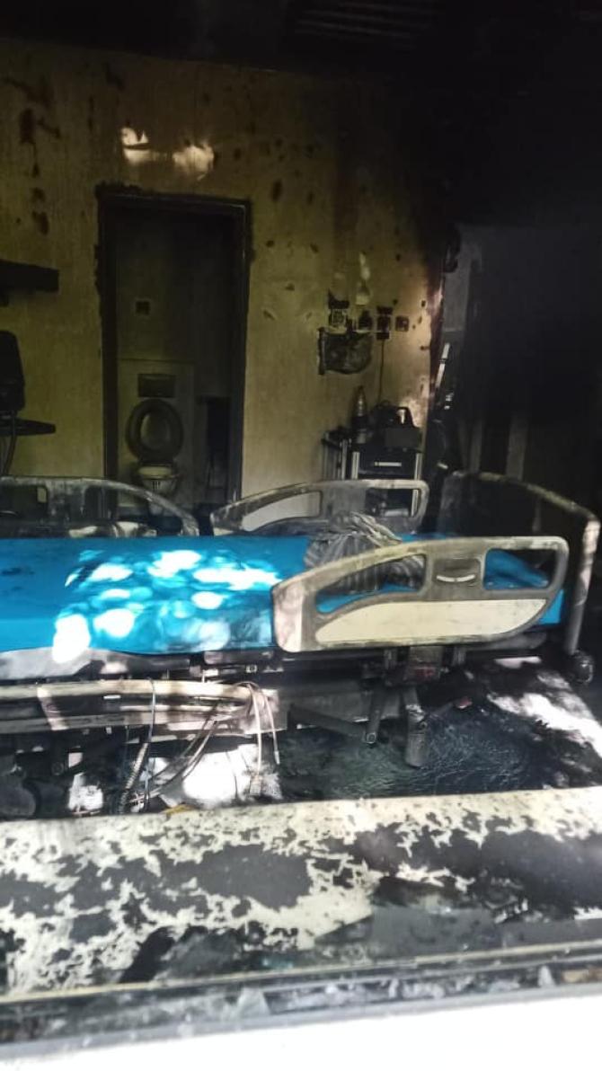 Rudele pacienților morți de la Spitalul din Constanța, copleșite de durere