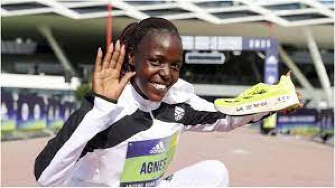 Ea este campioana la atletism ucisă cu sânge rece